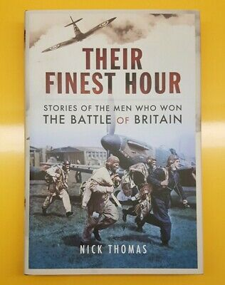Their Finest Hour by Nick Thomas (author)