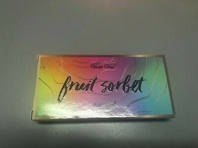 New Violet Voss Fruit Sorbet Mini Palette FAST SHIPPING
