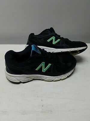 NEW BALANCE 501 Light Green Black Youth Size For Women