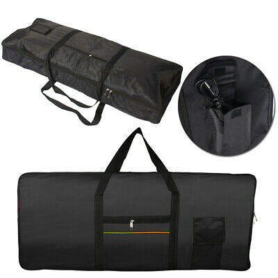 Keyboard Dust Cover For 61 Key Electronic Piano Storage Bag Stage Dustcover
