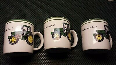 John Deere Coffee Mug Set Cup