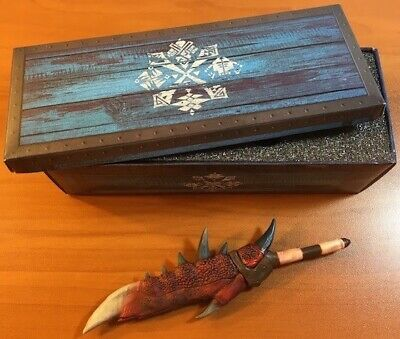 MONSTER HUNTER REPLICA Pen Exclusive LOOT CRATE Anime Jan 2016 NEW In Box
