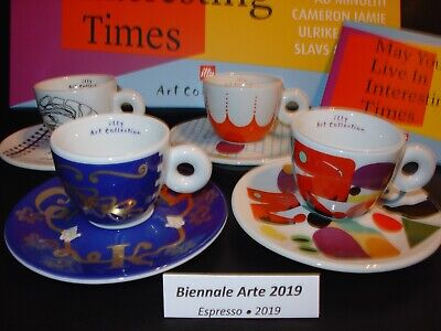 Illy Collection Biennale Arte 2019