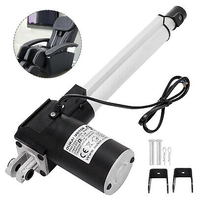 "6"" Linear Actuator Stroke 6000N 150mm 45mm/s Auto Lift Heavy Duty 12V DC"