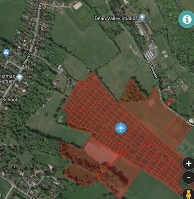 Plot Of Land For Sale, High Wycombe(Finance Available)