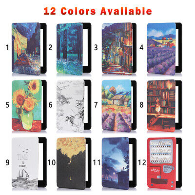 Ultra Slim Smart Case Cover For Amazon All-new Kindle 10th Gen 2019 Released Hot
