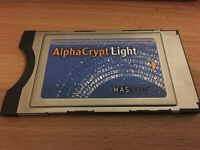 AlphaCrypt Light CAM