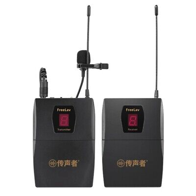 Wireless Handheld Microphone For Nikon Camera, Interview And Shoot Video Cl L7R6