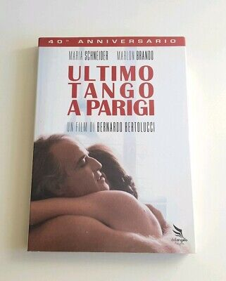 ULTIMO TANGO A PARIGI  2 DVD 40th anniversary edition Fuori Catalogo