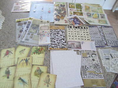 Crafting Crafts Supplies Mixed Lot Assortment Some New& Old Stock Wide Selection
