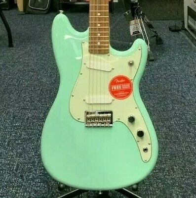 Fender Duo-Sonic Electric Guitar Surf Green
