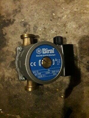 Biral wx13 Pump no box