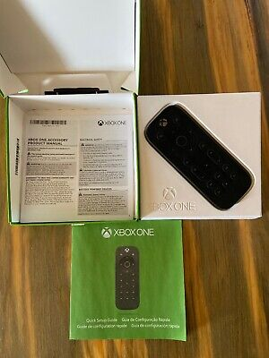 Microsoft Xbox One Media Remote Control OEM Official Genuine Authentic