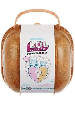 LOL Bubbly SURPRISE! (Orange) with Exclusive Doll & Pet.