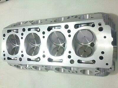 Lancia Twin Cam Delta Integrale Performance Ported Cylinder Head