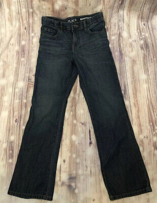 The Childrens Place Bootcut Jeans Size 10 Boys Kids Denim