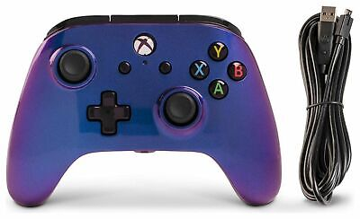 Enhanced Wired Controller Microsoft Xbox One  Cosmos Nebula New and Sealed Gift