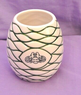 AGAVE CUP 100/% AUTHENTIC//RIDICULOUSLY RARE PATRON Tequila TIKI Mug BRAND NEW!