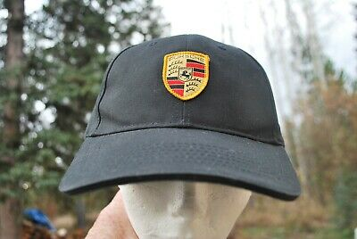 Porsche Drivers Selection Hat Germany Authentic Nwot