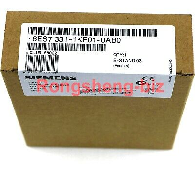 1PC Siemens 6ES7 331-1KF01-0AB0 6ES7331-1KF01-0AB0 New In Box