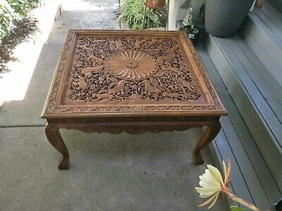 Anglo -Indian  Coffee Table