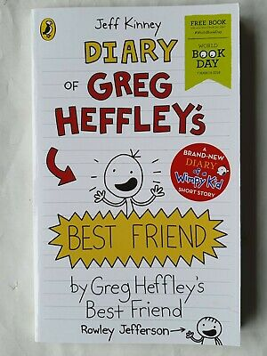 Diary Of Greg Heffley's Best Friend Jeff Kinney 2019 Diary Of A Wimpy Kid Series