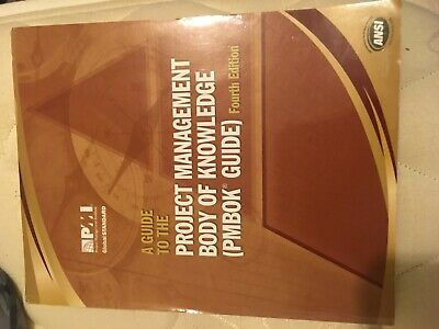 Project Management Body of Knowledge Guide: PMBOK Guide Paperback 4th ED