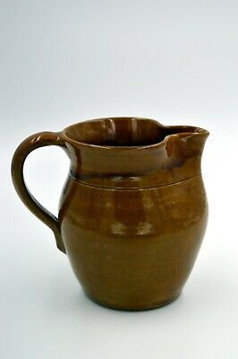 Vintage Roadside Craftsmen Hand Made E.Bloomfield N.Y c1930's Water Pot Pottery