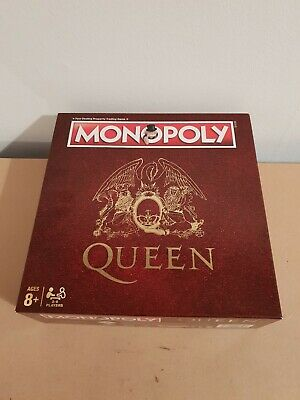 Hasbro/Winning Moves - Monopoly Queen Edition Board Game