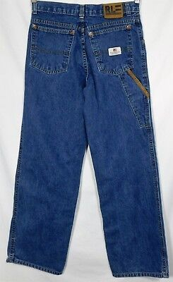 Boys Ralph Lauren Polo jeans 12 cotton medium wash Cotton