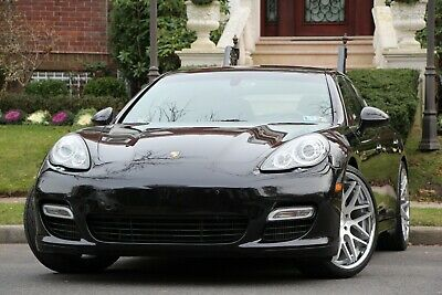 2010 Porsche Panamera Turbo 4dr Sedan 2010 Porsche Panamera Turbo 4dr Sedan Automatic 7-Speed AWD V8 4.8L Gasoline
