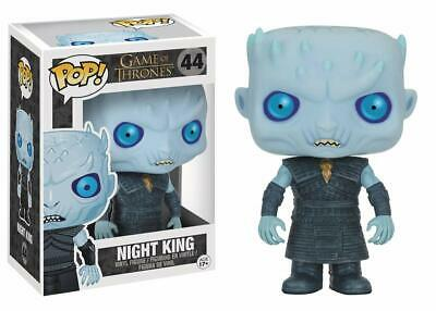 Funko POP! Game of Thrones Night King Vinyl Bobblehead #44 New in Box