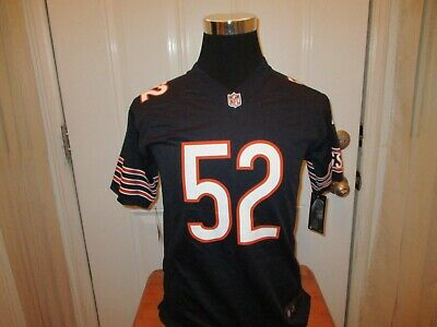 Brand New Khalil Mack #52 Chicago Bears YOUTH S-M-L-XL Nike Jersey MSRP $75