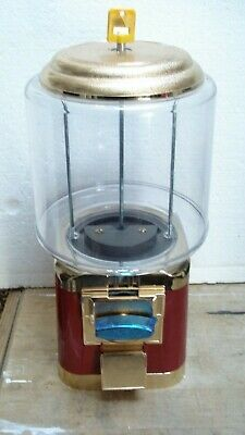 Gumball Machine With Candy Dispenser