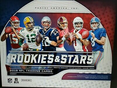 2019 Rookies and Stars Vets & Rookie Cards # 1 - 200 - You Pick - SINGLES -