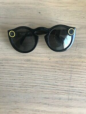 Snap Inc. Snapchat Spectacles 1.0 Glasses - Black(Without charging case)