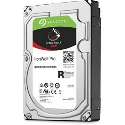 "Seagate 4000GB (4TB) 7200RPM 3.5"" SATA 6Gbps SSD 128MB Cache - IronWolf NAS Pro"