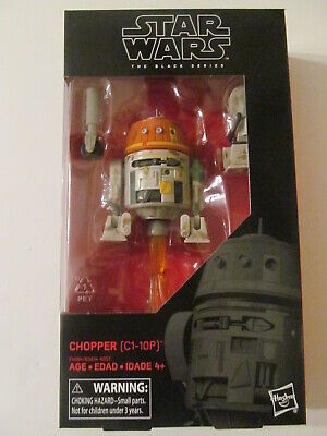 Star Wars: The Black Series - Chopper (C1-10P) - #84 - 3-Inch - Light Wear