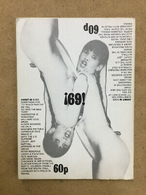 Ambit Magazine.   Number 69.  1977.  Fast Post Worldwide !