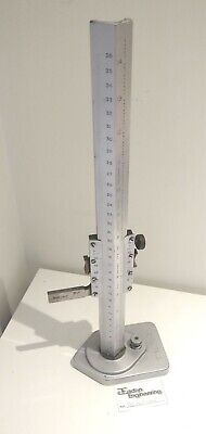"Chesterman 14"" / 360mm Vernier Height Gauge. No.369."