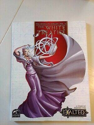 Books of Sorcery Vol 2: The Black & White Treatises (Exalted Second Edition)