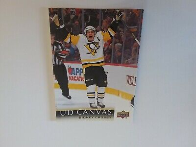 2018 2019 Upper Deck Canvas You Pick To Finish Your Set