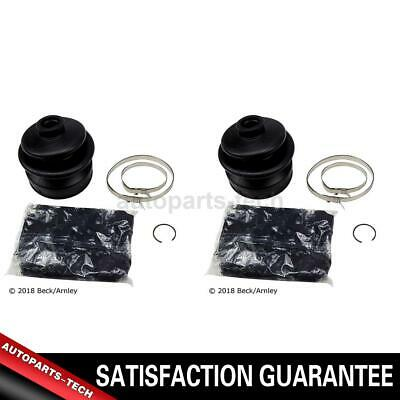 2X DAIHATSU ROCKY OUTER CV JOINT BOOT KIT-DRIVESHAFT BOOTKIT GAITER STRETCH