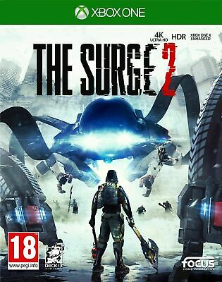 The Surge 2 (Xbox One) NEW SEALED UK PAL