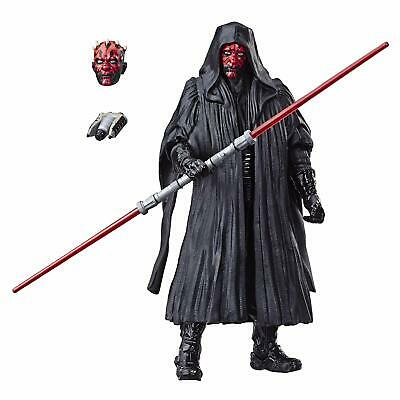 In STOCK Star Wars Black Series Archive Series 2 Darth Maul Action Figure