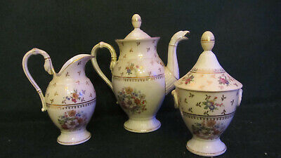 Raynaud Limoges Coffee set 19th century