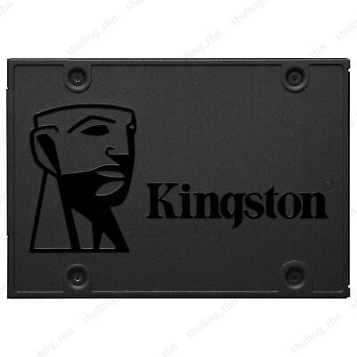 Lot Kingston A400 2.5in 240GB SATA III Solid State State Drive SSD Internal SL10