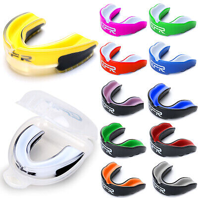 Hockey  MMA JUNIOR CLEAR GUM SHIELD combat sports  including Rugby and Boxing