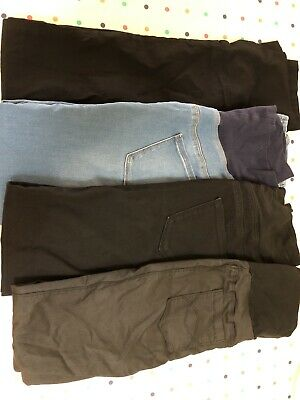 Bulk Maternity clothes size small 8-10, pants, dresses, shirts