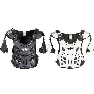 NEW 2020 Fly Racing CE Revel Offroad Roost Guard - Multi Color